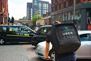 Uber Groery Delivery
